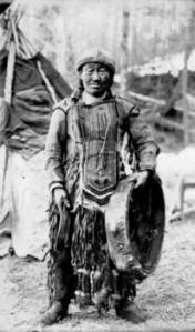cherokee shaman