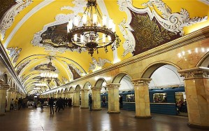 Russian subway